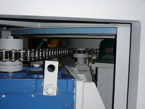 回転テーブル(専用台車搭載) 写真